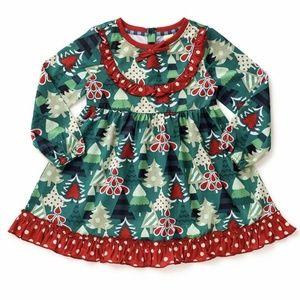 Matilda Jane  Christmas Tinsel Nightgown PJ 10 NEW